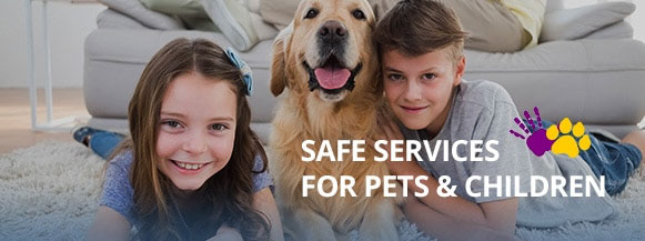 safe for pets and children